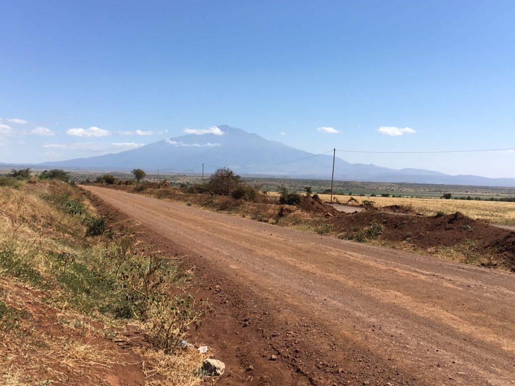 Kilimanjaro motorbike